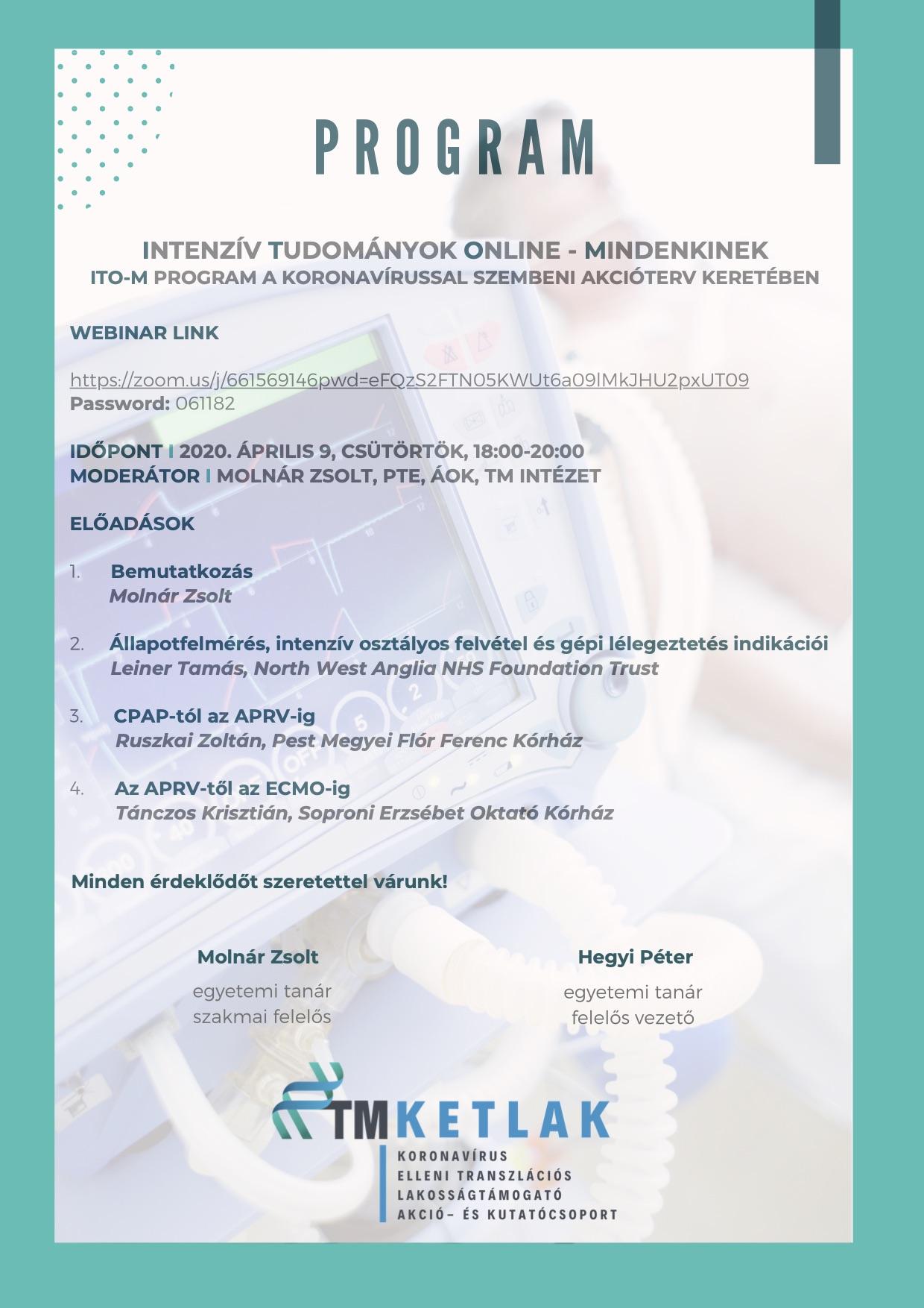 ITO-M program
