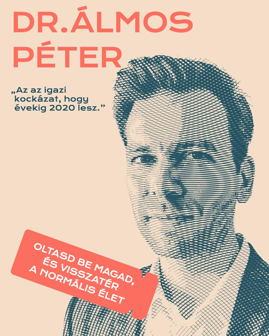 Dr Álmos Péter