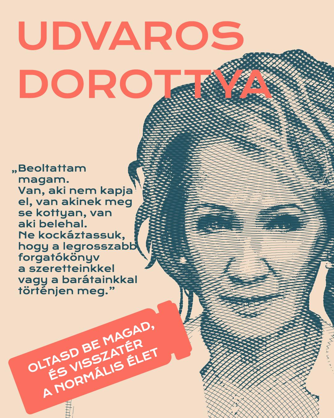 Udvaros Dorottya